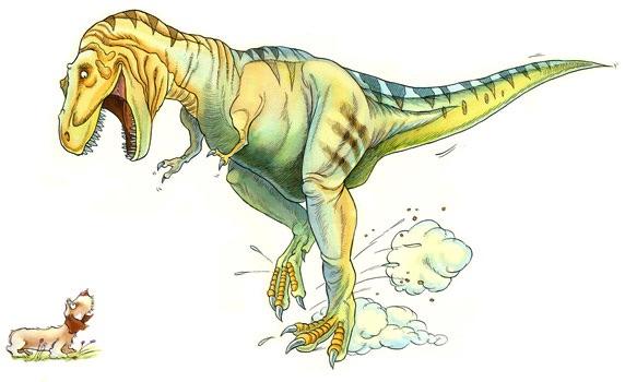 Dinosaur artist illustrators | Art Agency